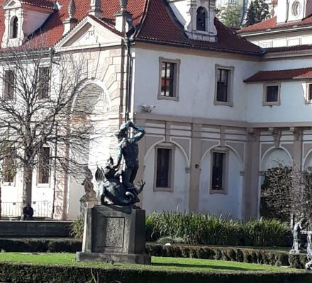 Jardin Wallenstein